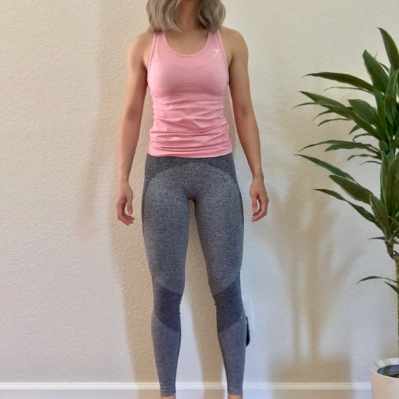 d62837e06c495 Gymshark Pants | Old School Flex Leggings | Poshmark